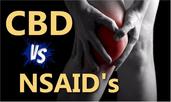CBD versus Advil, Motrin, Ibuprofen, and other NSAIDS for Pain and Inflammation