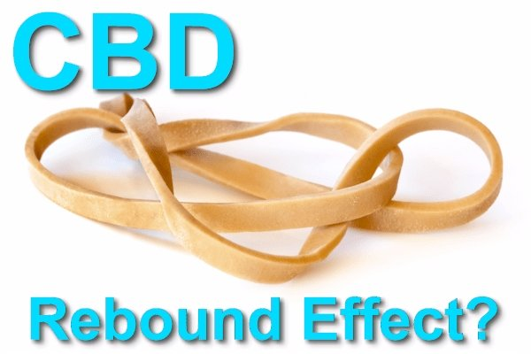 Does CBD Cause Rebound Effects and How Long Do CBD Withdrawal Symptoms Last?