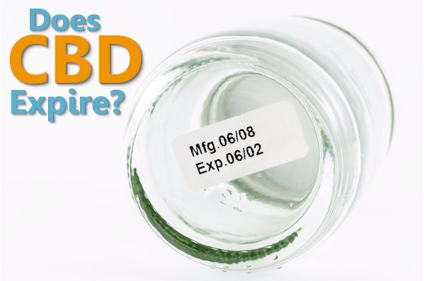 Does CBD Oil Expire and After How Long?