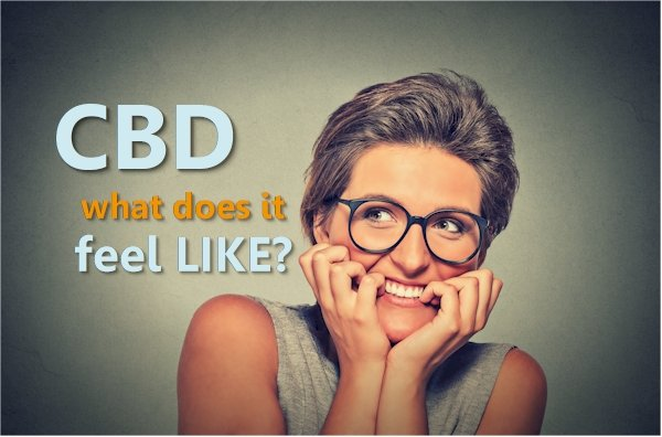 How Will CBD Make Me Feel?