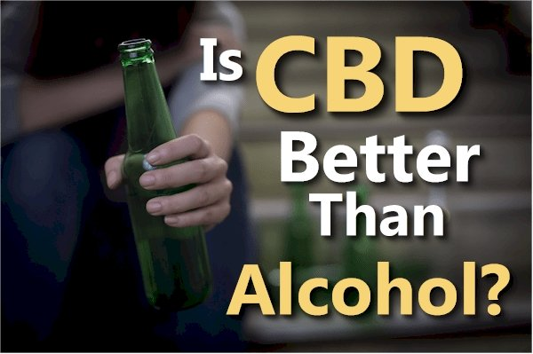 Is CBD Better than Alcohol?  A Deep Dive into the Research
