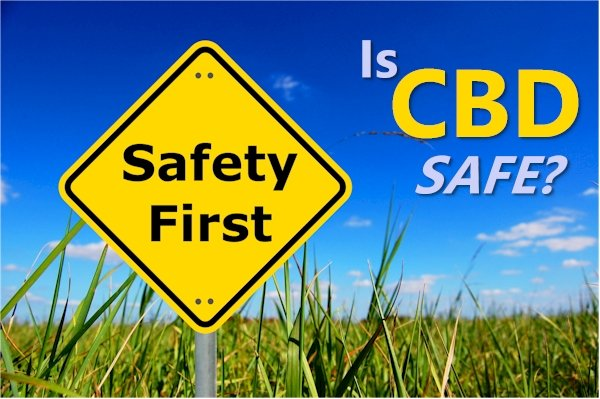 Is CBD Safe to Take?