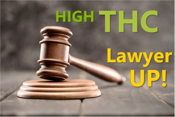 Lawyer Up, Sellers of High THC products.  You're Next!