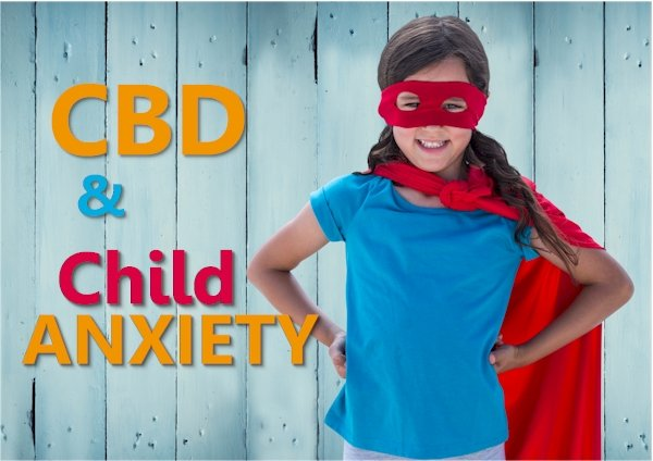 Research on CBD and Child Anxiety