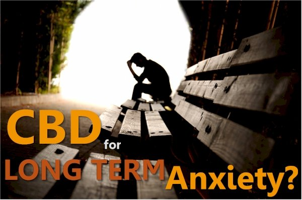 Research on How CBD Helps with Long Term Anxiety