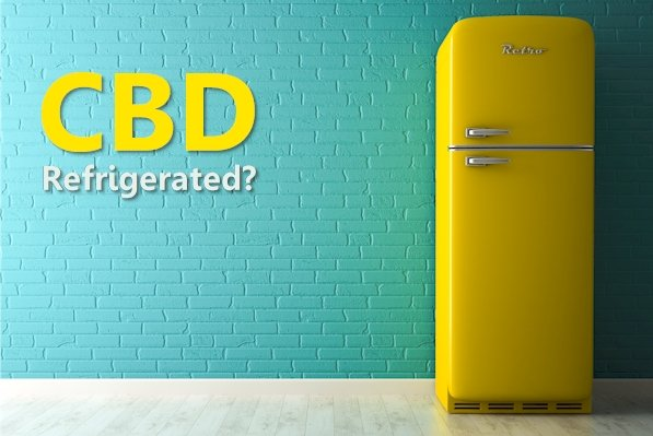 Should CBD Oil Be Refrigerated?