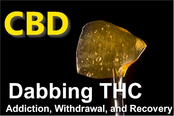 Updated Research on CBD and Dabbing THC or Cannabis Addiction, Withdrawals, and Tolerance