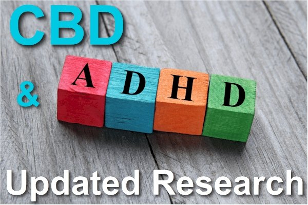Updated Research on CBD and the Pathways of ADD and ADHD