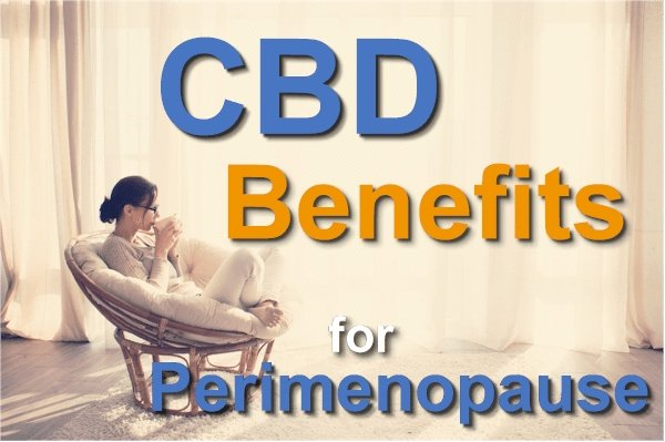 What Does Research Show for CBD's Benefits During Perimenopause and Beyond?