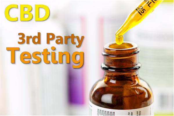 3rd party testing for IndigoNaturals CBD