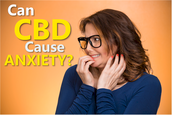can cbd cause anxiety