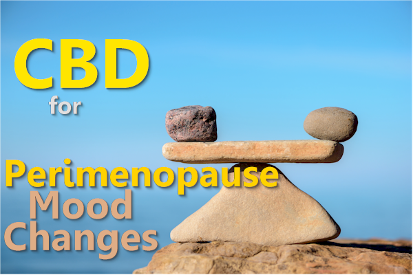 Can CBD help with perimenopause mood changes