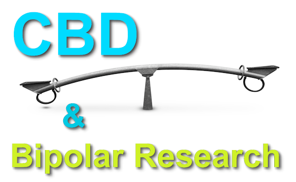 research on CBD and bipolar pathways