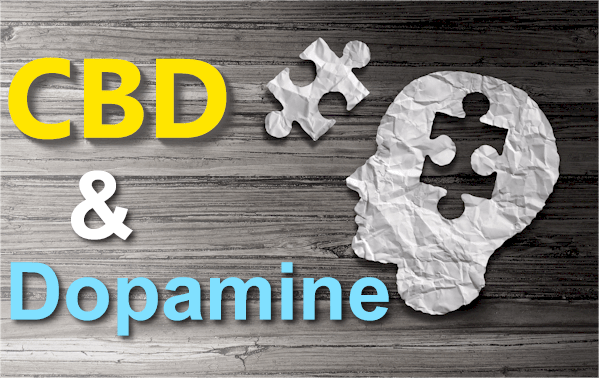 cbd and dopamine addiction