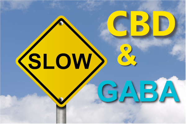 CBD and GABA function versus benzos and alcohol