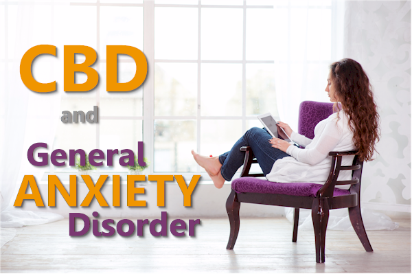 can cbd help with general anxiety disorder