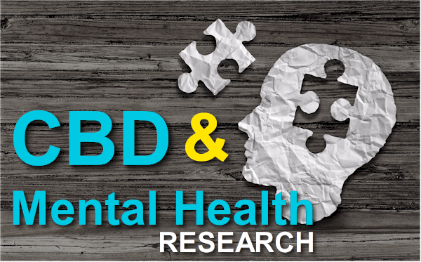 Research on CBD and mental health