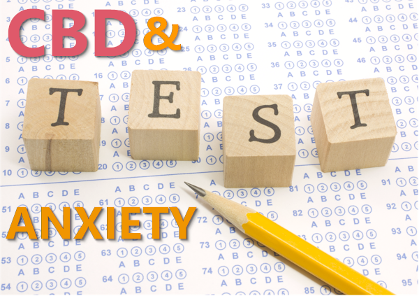 can cbd help with test anxiety