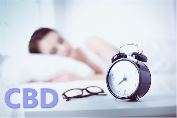 How CBD helps sleep for women