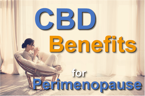 Can CBD help with perimenopause symptoms