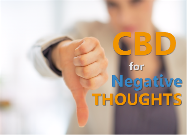 CBD for negative thoughts and rumination