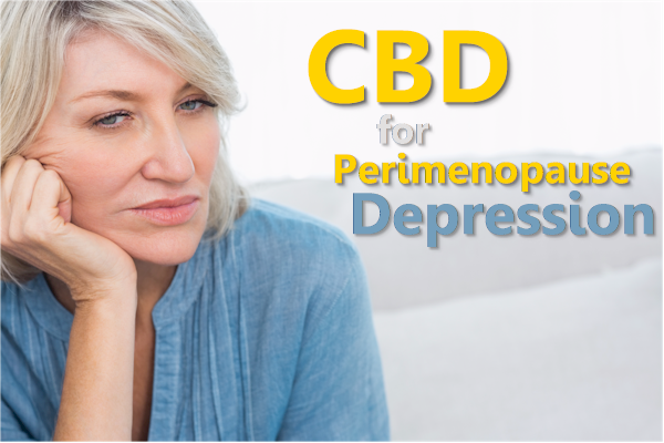 CBD for perimenopause depression