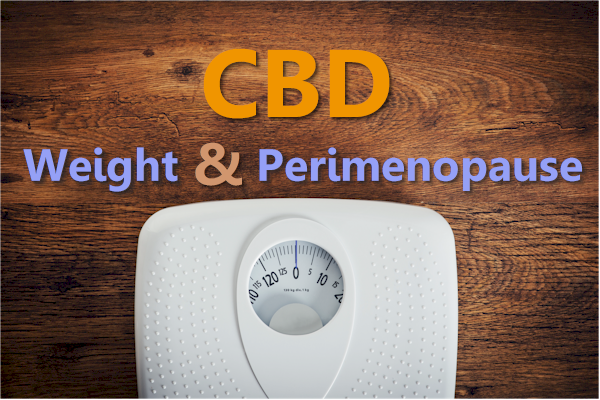 cbd for perimenopause weight bloating and obesity