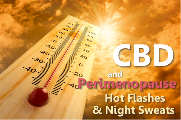cbd for perimenopause hot flashes and night sweats