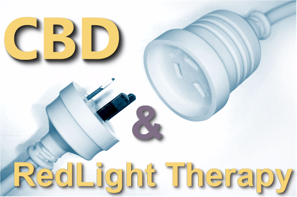 CBD and Red Light Therapy for Mitochondrial Disease