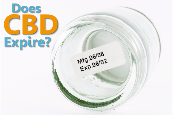 Does CBD oil expire and after how long