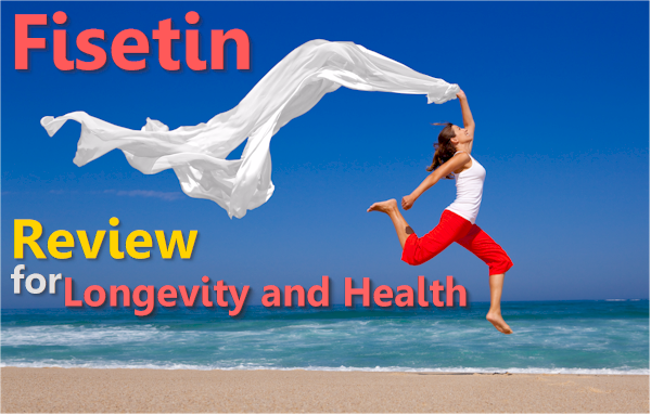 fisetin for health longevity mood cancer and  more