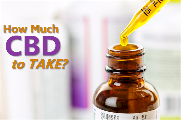 how much cbd should I take for a dosage