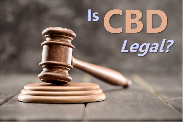 Are CBD products legal in all 50 States?