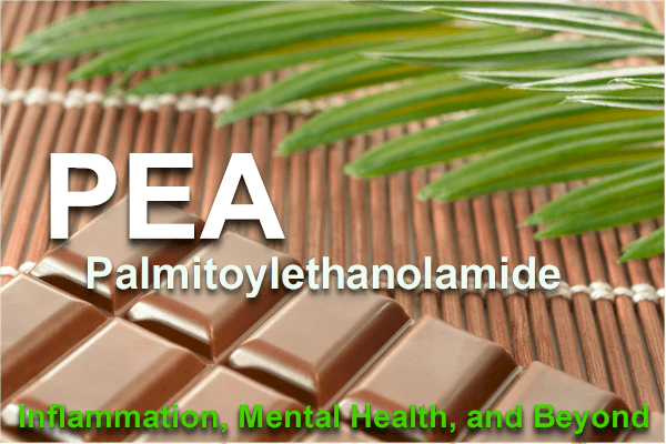 PEA - palmitoylethanolamide for inflammation, mental health, autoimmune and more