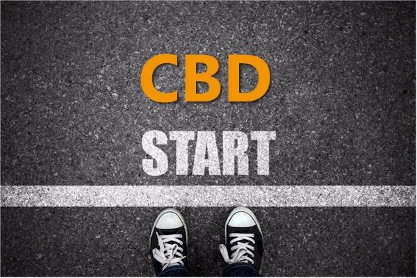 quick start guide on how to take cbd