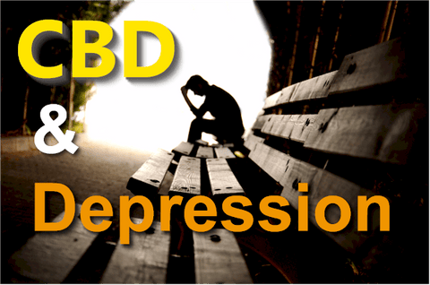 Research on CBD and depression
