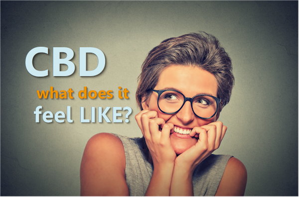 how will cbd make you feel