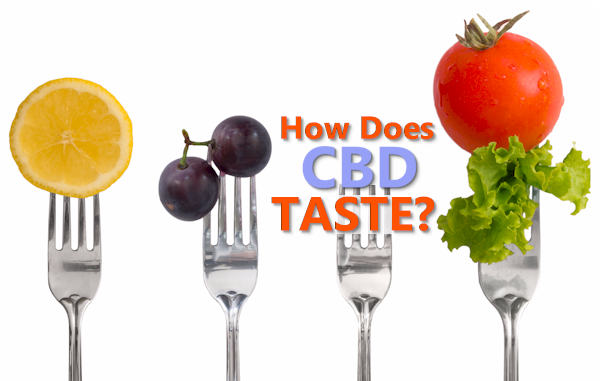 What Does CBD Taste Like