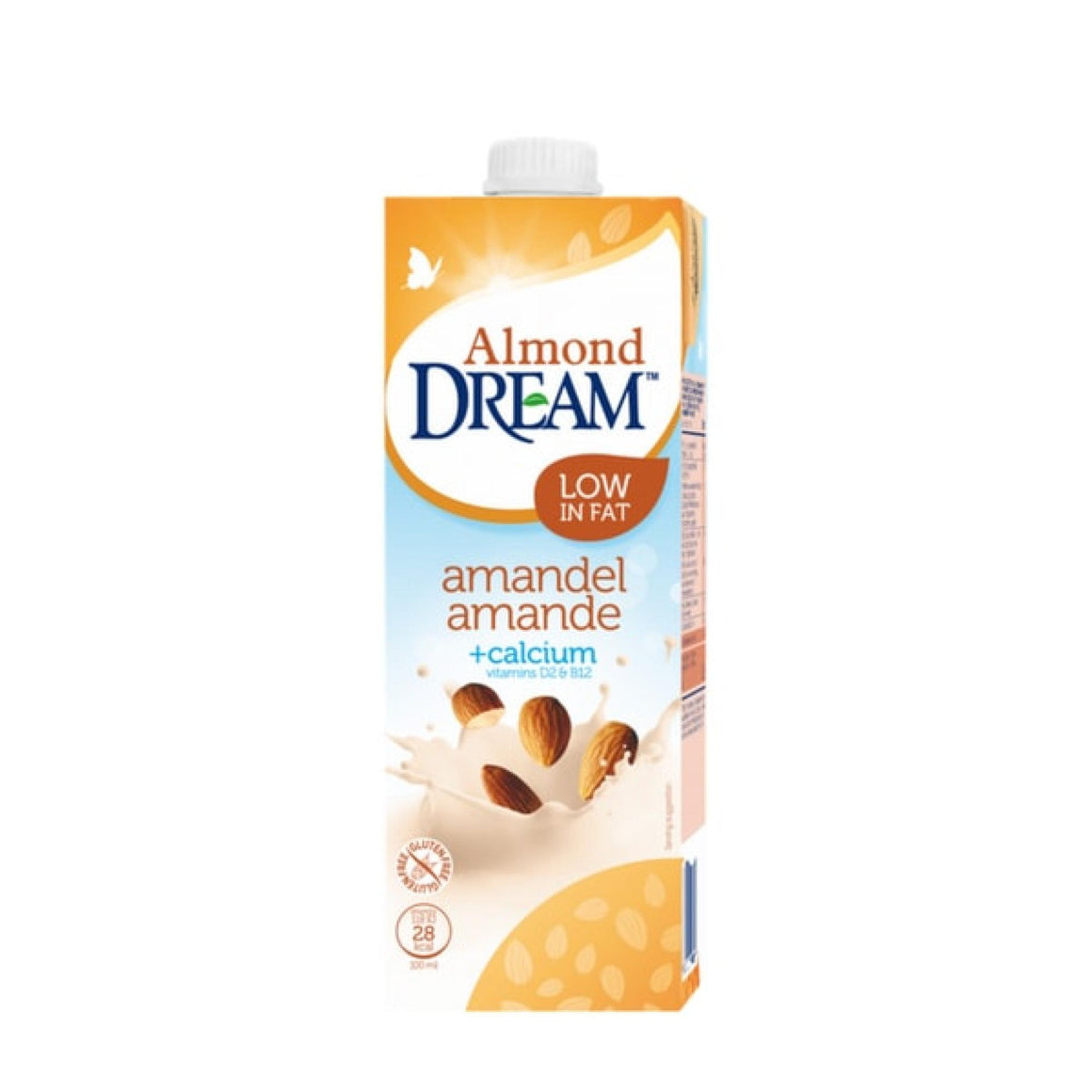 Bebida de amêndoa Almond Dream