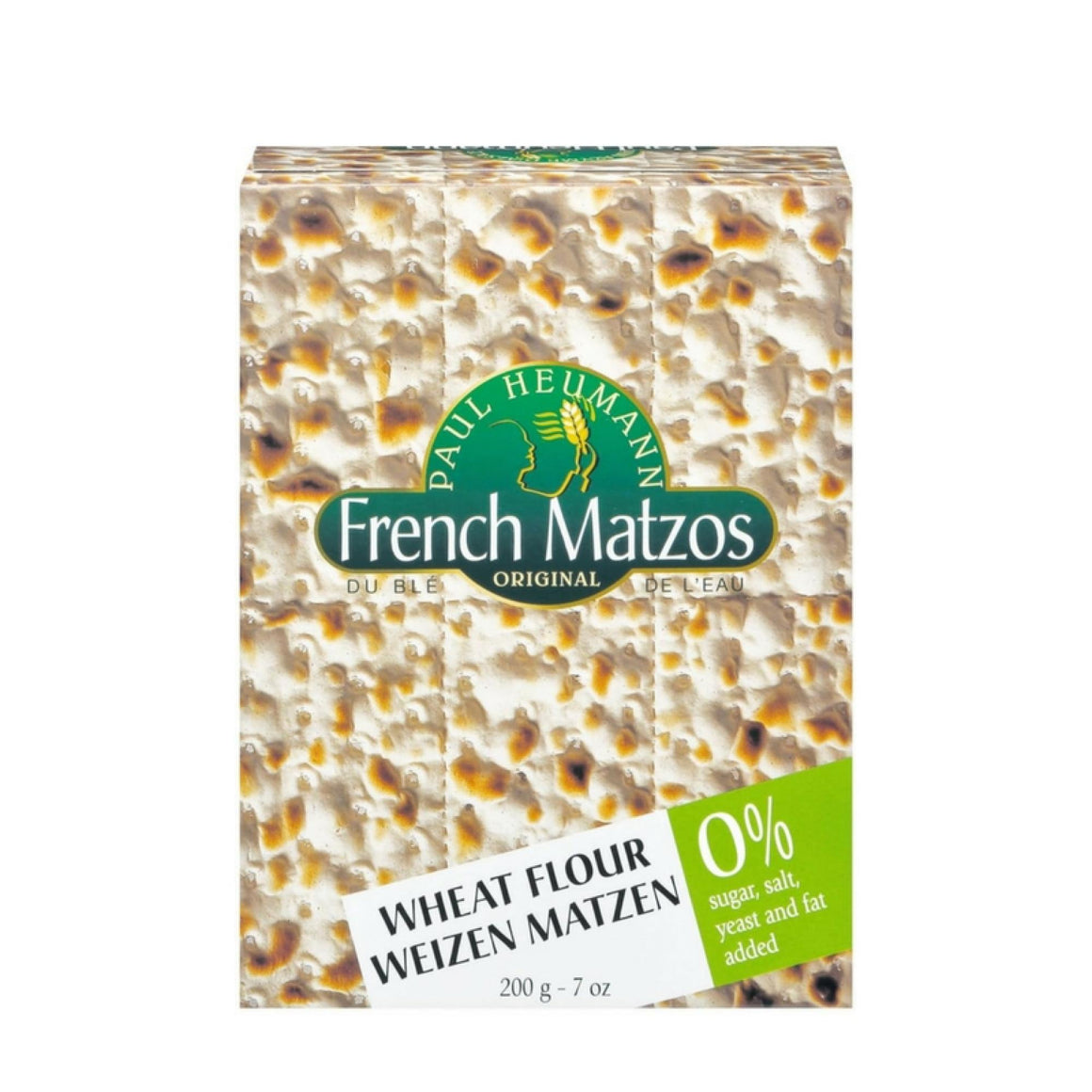 Pão Ázimo French Matzos