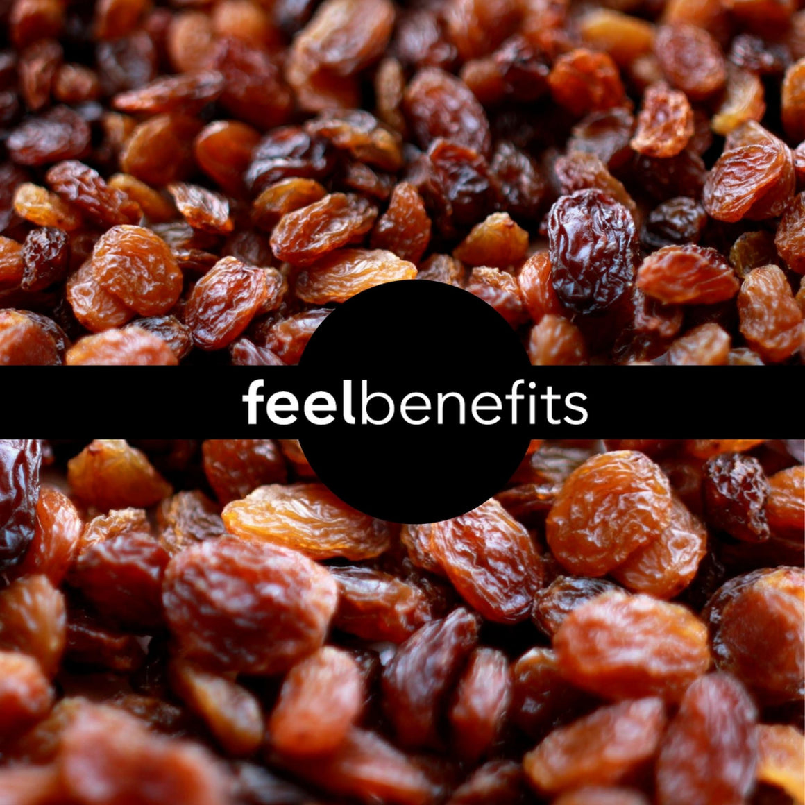 Uvas passas Feel Benefits