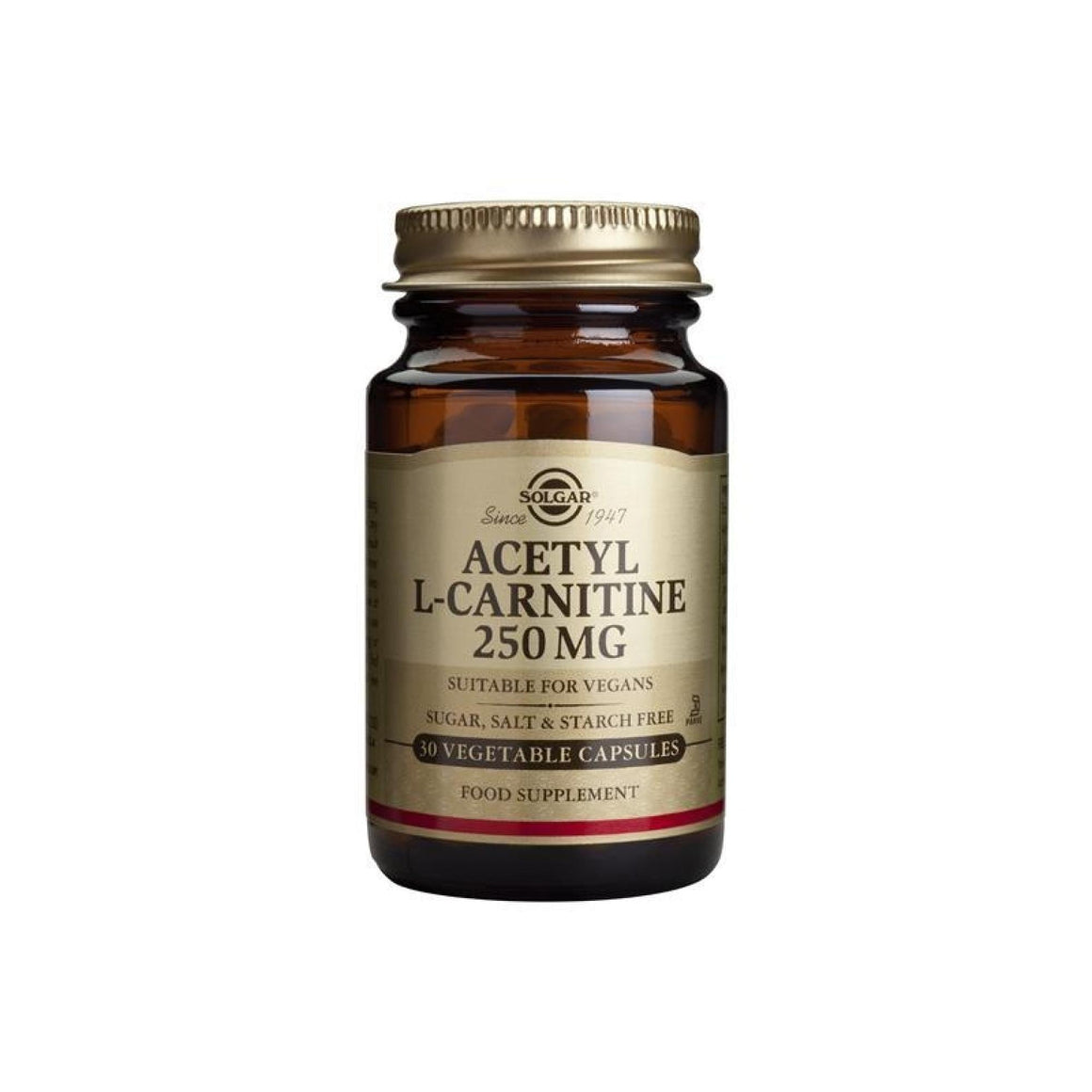 Acetil-L-Carnitina 250mg