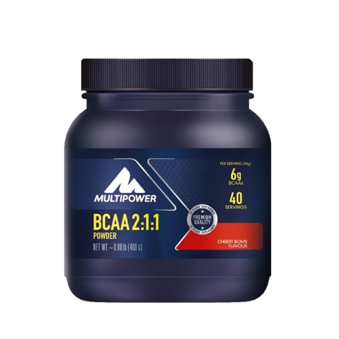 BCAA 2:1:1 Multipower
