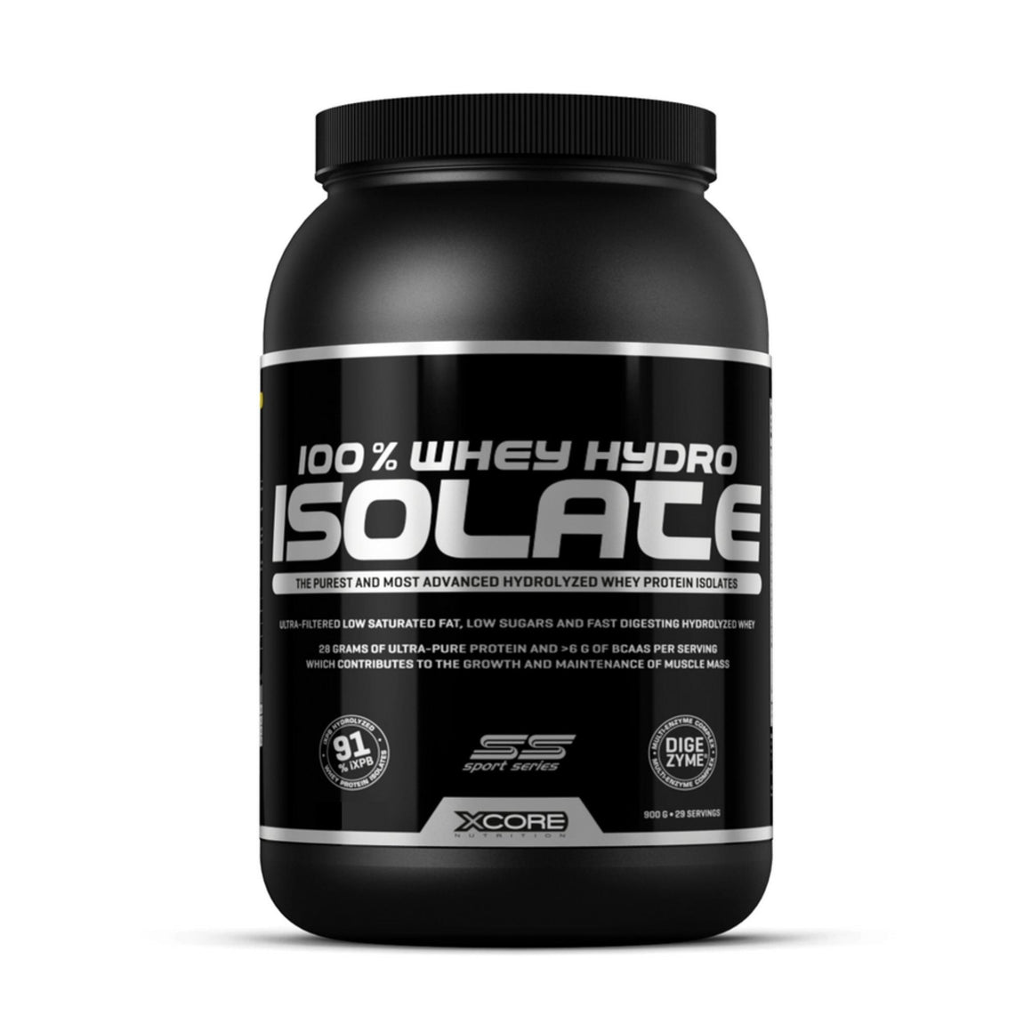 100% Whey Hydro Isolate SS 900g