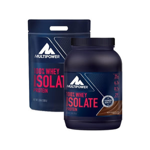 Proteína 100% Whey Isolate