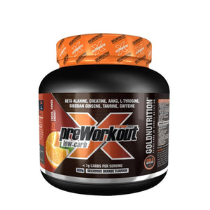 Pre-Workout Extreme Force Low Carb