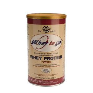 Proteína Whey to go Chocolate