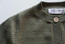 Load image into Gallery viewer, 'Darcy' Cardi - Olive
