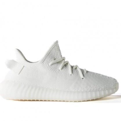 Authentic Boost 350 V2 Triple White Cream CP9366 by Kanye