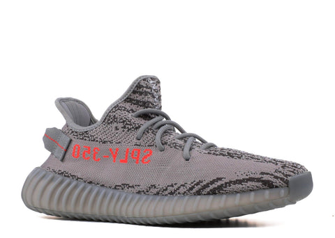 Authentic Yeezy Boost 350 V2 Beluga 2.0 Grey Bold Orange AH2203